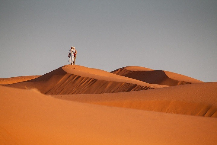 South of Morocco with Sahara desert From/to Agadir