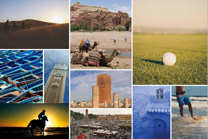 The best Morocco Destinations...